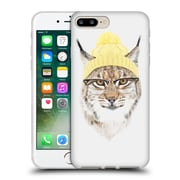 Official Robert Farkas Animals 2 It'S Pretty Cold Outside Soft Gel Case For Apple Iphone 7 Plus
