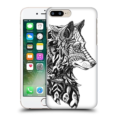 Official Bioworkz Animal Head Wolf Profile Hard Back Case For Apple Iphone 7 Plus