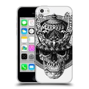 Official Bioworkz Skulls Samurai Soft Gel Case For Apple Iphone 5C