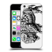 Official Bioworkz Wildlife Bison Soft Gel Case For Apple Iphone 5C