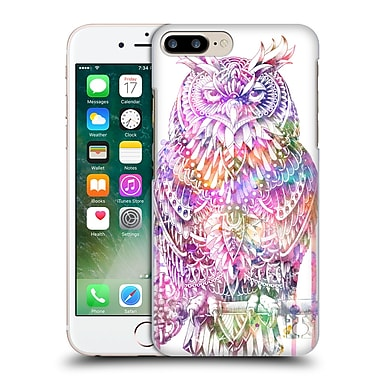 Official Bioworkz Coloured Aves 1 Great Horned Owl 1 Hard Back Case For Apple Iphone 7 Plus