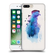 Official Robert Farkas Animals Pigeon London Hard Back Case For Apple Iphone 7 Plus