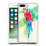 Official Robert Farkas Animals 2 Tropical Party Soft Gel Case For Apple Iphone 7 Plus