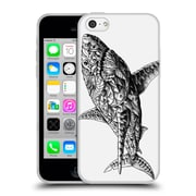 Official Bioworkz Ornate White Shark Soft Gel Case For Apple Iphone 5C
