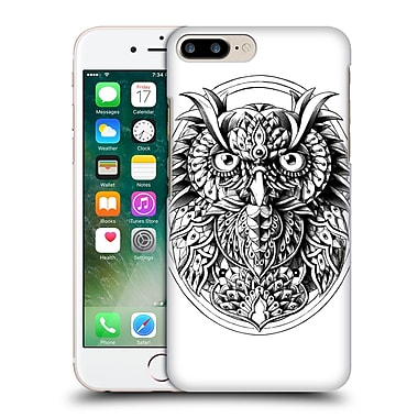 Official Bioworkz Aves Owl Portrait Hard Back Case For Apple Iphone 7 Plus