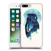 Official Robert Farkas Animals Midnight Owl Hard Back Case For Apple Iphone 7 Plus