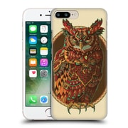Official Bioworkz Coloured Aves 1 Millenium Owl Hard Back Case For Apple Iphone 7 Plus