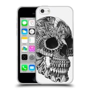 Official Bioworkz Skulls Ornate Soft Gel Case For Apple Iphone 5C