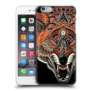 Official Bioworkz Coloured Animal Head 1 Wolf 2 Hard Back Case For Apple Iphone 6 Plus / 6S Plus