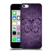 Official Brigid Ashwood Vintage Romance 2 Purple Butterfly Hard Back Case For Apple Iphone 5C