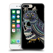 Official Bioworkz Coloured Skulls 1 Great Horned Hard Back Case For Apple Iphone 7 Plus