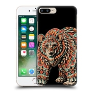 Official Bioworkz Coloured Wildlife 1 Bear Hard Back Case For Apple Iphone 7 Plus