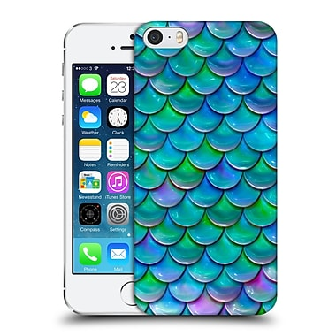 Official Haroulita Glitter Sparkle Mermaid Hard Back Case For Apple Iphone 5 / 5S / Se