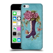 Official Brigid Ashwood Vintage Romance 2 Velvet Blossoms 2 Hard Back Case For Apple Iphone 5C