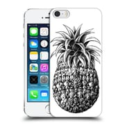 Official Bioworkz Ornate Pineapple Hard Back Case For Apple Iphone 5 / 5S / Se