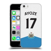 Official Newcastle United Fc Nufc 2015/16 Players Home Kit Ayoze Perez Soft Gel Case For Apple Iphone 5C