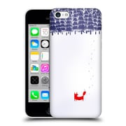 Official Robert Farkas Fox Alone In The Forest Hard Back Case For Apple Iphone 5C