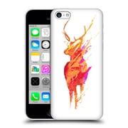 Official Robert Farkas Deer On The Road Again Hard Back Case For Apple Iphone 5C