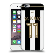 Official Newcastle United Fc Nufc 2016/17 Players Home Kit 1 Ritchie Soft Gel Case For Apple Iphone 6 / 6S