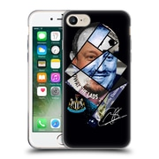 Official Newcastle United Fc Nufc Rafa Benitez Collage Soft Gel Case For Apple Iphone 7