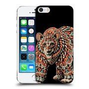 Official Bioworkz Coloured Wildlife 1 Bear Hard Back Case For Apple Iphone 5 / 5S / Se