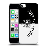 Official Newcastle United Fc Nufc Howay The Lads Tunnel Sign Landscape Soft Gel Case For Apple Iphone 5C