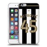 Official Newcastle United Fc Nufc 2016/17 Players Away Kit 1 Mitrovic Soft Gel Case For Apple Iphone 6 Plus / 6S Plus