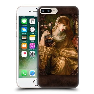 Official Brigid Ashwood Pre-Raphaelite Rossetti 2 Hard Back Case For Apple Iphone 7 Plus