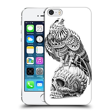 Official Bioworkz Skulls Redtail Hard Back Case For Apple Iphone 5 / 5S / Se