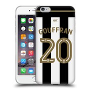 Official Newcastle United Fc Nufc 2016/17 Players Away Kit 1 Gouffran Soft Gel Case For Apple Iphone 6 Plus / 6S Plus