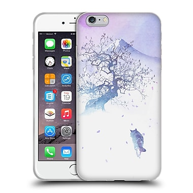 Official Robert Farkas Landscapes Long Way To Fuji Soft Gel Case For Apple Iphone 6 Plus / 6S Plus