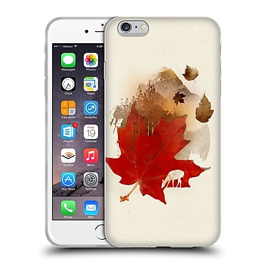 Official Robert Farkas Landscapes Autumn Leaf Soft Gel Case For Apple Iphone 6 Plus / 6S Plus