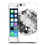 Official Bioworkz Ornate 3 Yin Yang Koi Hard Back Case For Apple Iphone 5 / 5S / Se