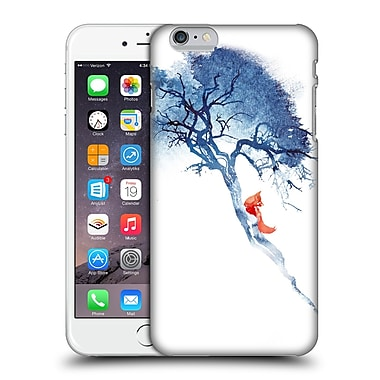 Official Robert Farkas Fox There'S No Way Back Hard Back Case For Apple Iphone 6 Plus / 6S Plus