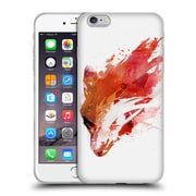 Official Robert Farkas Fox On The Seventh Day Soft Gel Case For Apple Iphone 6 Plus / 6S Plus