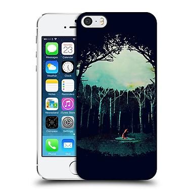 Official Robert Farkas Landscapes Deep In The Forest Hard Back Case For Apple Iphone 5 / 5S / Se