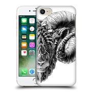 Official Bioworkz Animal Head Rams Head Hard Back Case For Apple Iphone 7