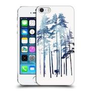 Official Robert Farkas Landscapes Winter Wolf Hard Back Case For Apple Iphone 5 / 5S / Se
