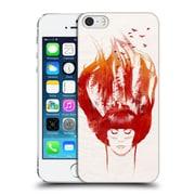 Official Robert Farkas People Burning Forest Hard Back Case For Apple Iphone 5 / 5S / Se