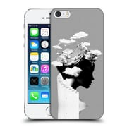 Official Robert Farkas People It'S A Cloudy Day Hard Back Case For Apple Iphone 5 / 5S / Se