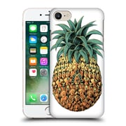 Official Bioworkz Coloured Ornate 1 Pineapple 1 Hard Back Case For Apple Iphone 7