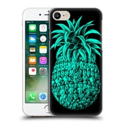 Official Bioworkz Coloured Ornate 1 Pineapple 2 Hard Back Case For Apple Iphone 7