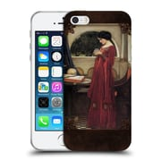 Official Brigid Ashwood Pre-Raphaelite 2 Waterhouse 5 Soft Gel Case For Apple Iphone 5 / 5S / Se