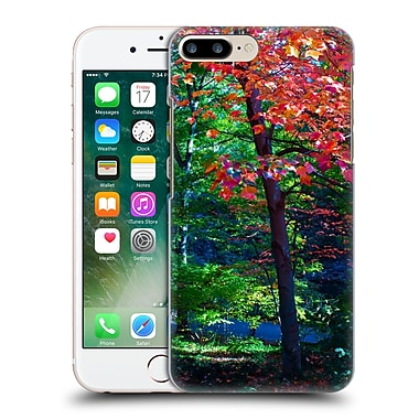 Official Haroulita Fantasy 4 Fall Tree Hard Back Case For Apple Iphone 7 Plus