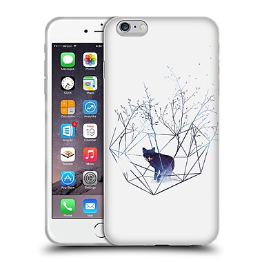 Official Robert Farkas Fox 2 Organic Prison Soft Gel Case For Apple Iphone 6 Plus / 6S Plus