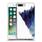 Official Robert Farkas Landscapes Near To The Edge Soft Gel Case For Apple Iphone 7 Plus