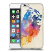 Official Robert Farkas Hipster Animals Sunny Leo Soft Gel Case For Apple Iphone 6 Plus / 6S Plus