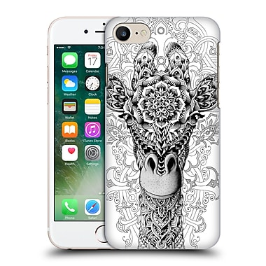 Official Bioworkz Animal Head Giraffe Hard Back Case For Apple Iphone 7