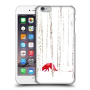 Official Robert Farkas Fox There'S No Way To Run Hard Back Case For Apple Iphone 6 Plus / 6S Plus