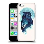 Official Robert Farkas Animals Midnight Owl Hard Back Case For Apple Iphone 5C